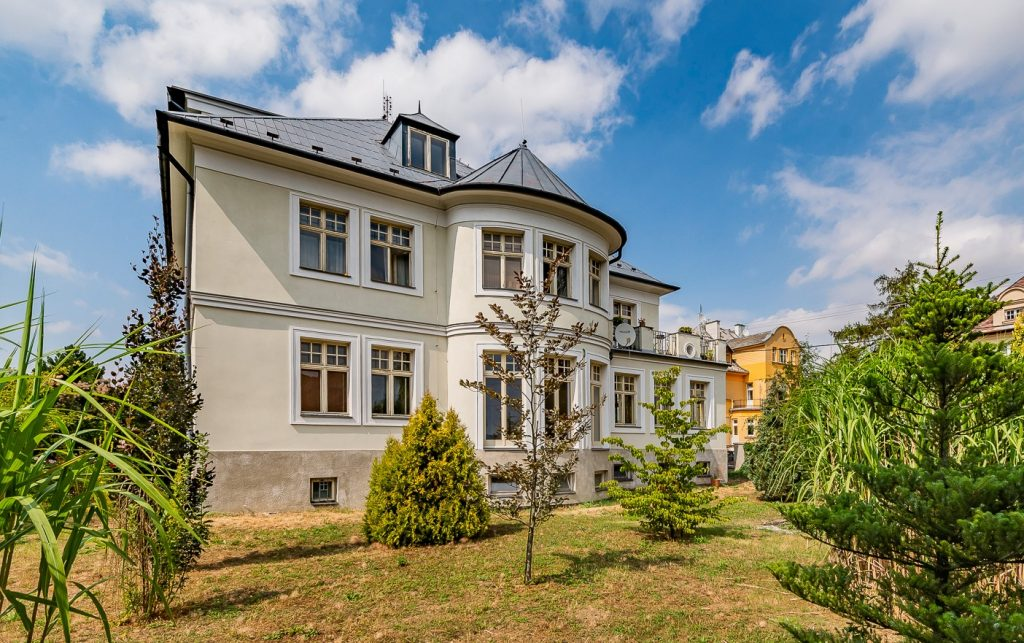 Prodej vily - Opava