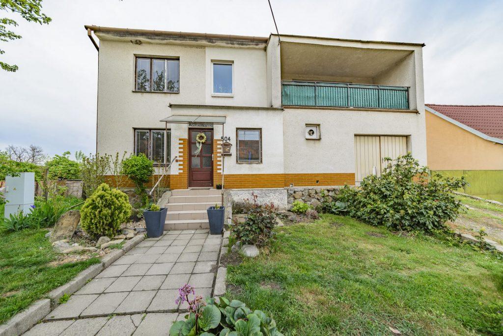 Prodej rodinného domu v Drnholci