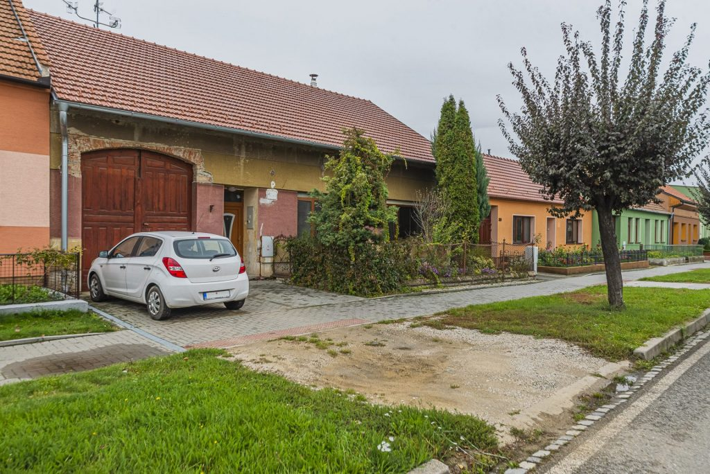 Prodej rodinného domu v Hruškách