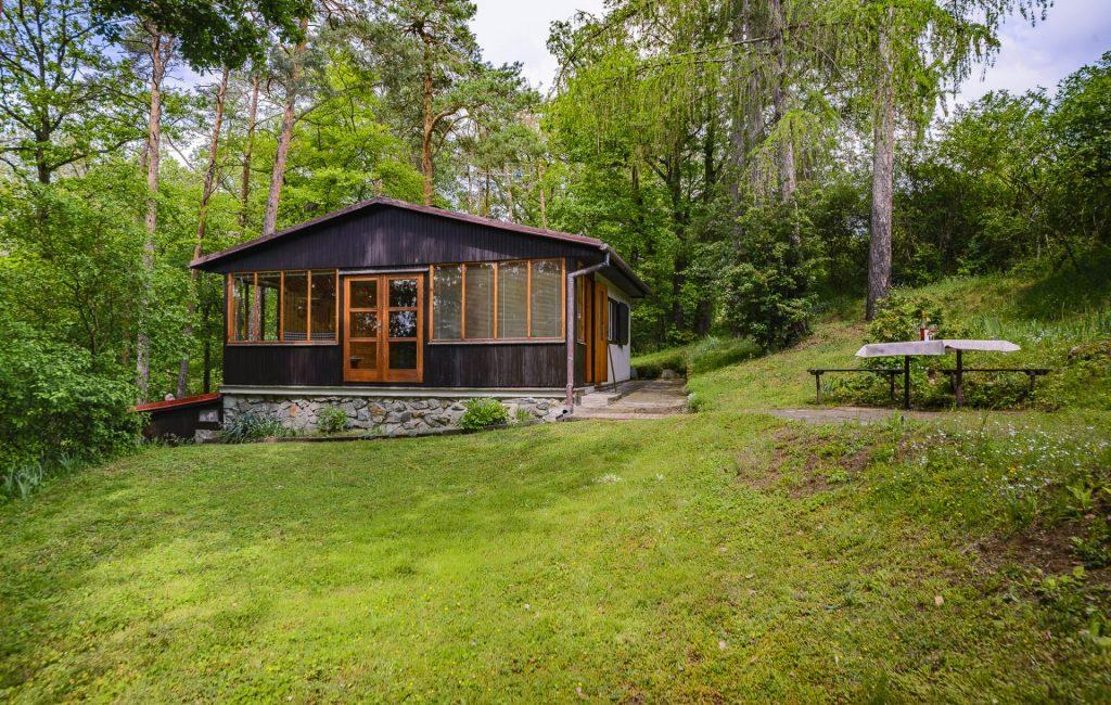 Prodej chaty na Brněnské přehradě