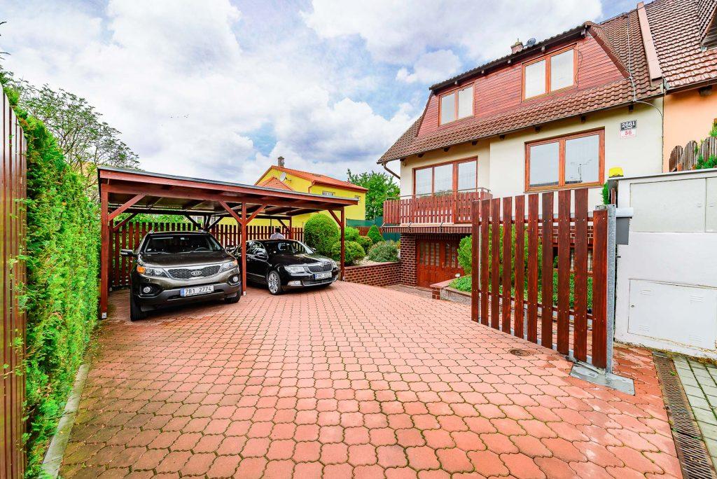 Prodej rodinného domu v Líšni